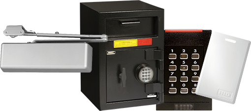 Commercial Locksmith Products